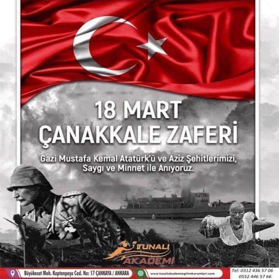 18 Mart Çanakkale Zaferi